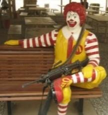 McDonald's terririst edition - meme
