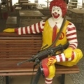 McDonald's terririst edition