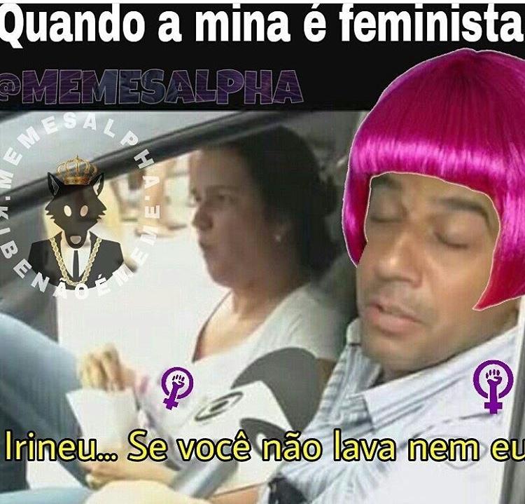 IRINEU - meme
