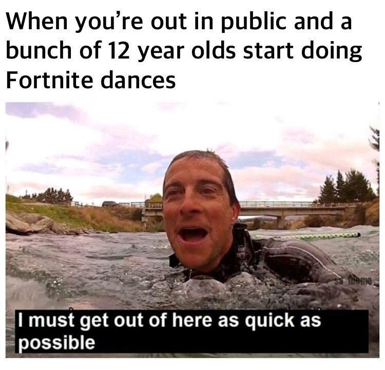 Fortnite needs to die - meme