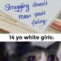 14 yo white girls