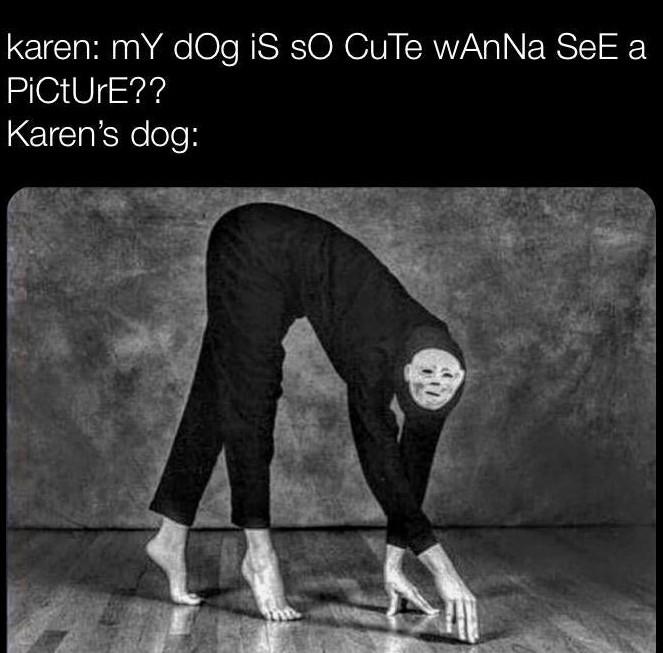 I want to pet him - meme