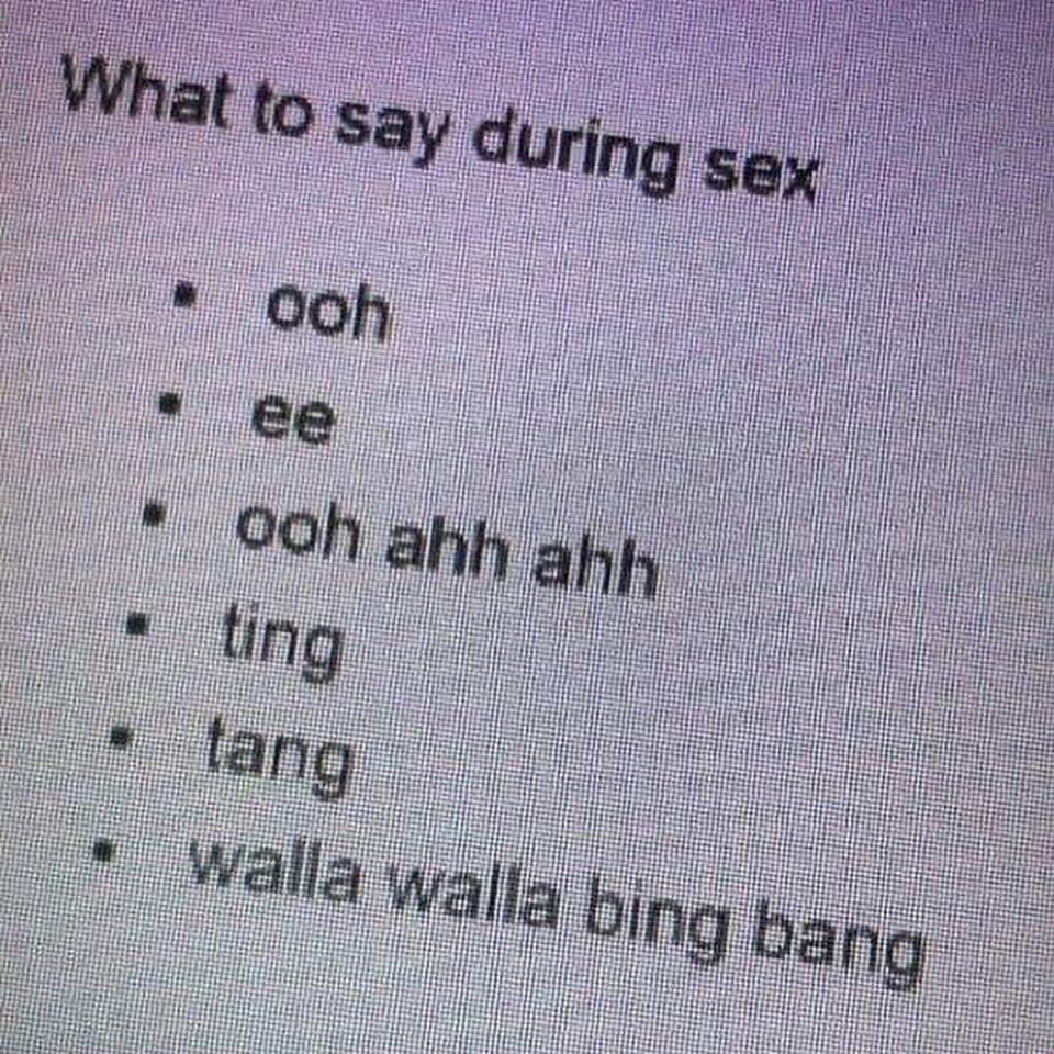 Ooh ee ooh ahh ahh ting tang wallala eso es de maricones - meme