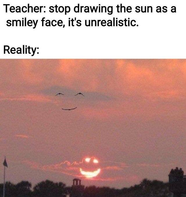 Smiley face - meme