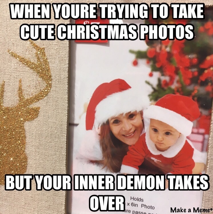 Second comment was the demon.... - meme