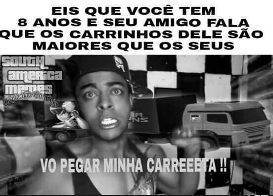 Marreta - meme