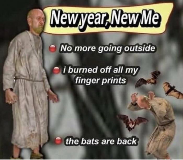 Bats - meme