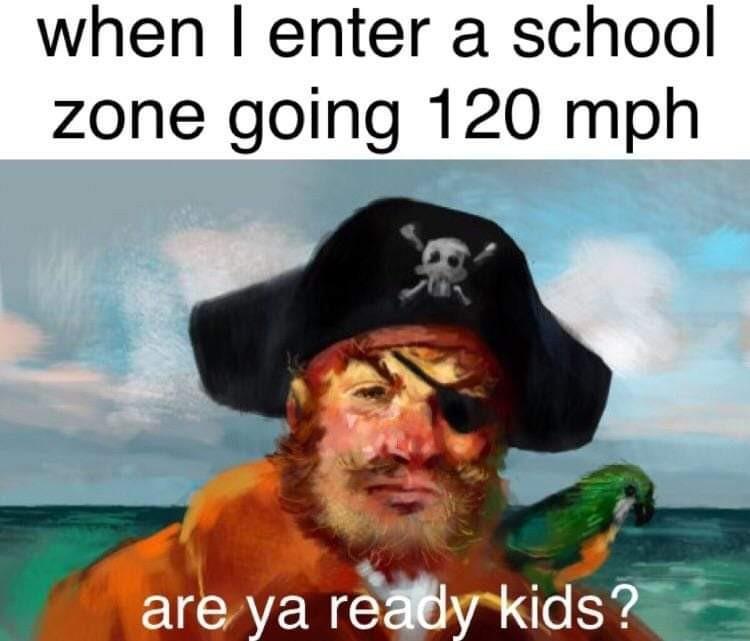 Aye aye captain - meme
