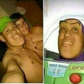 I am buzz lightyear!