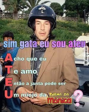 A.T.E.U - meme