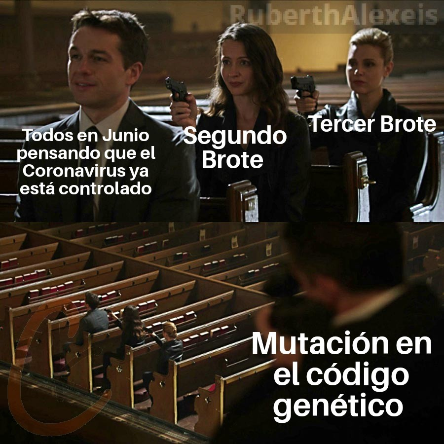 Mutación - meme