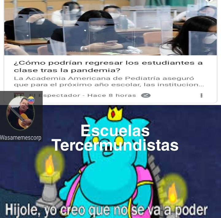 Tercermundismo - meme