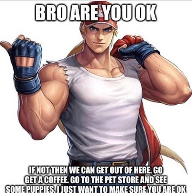 Are you okay day is on September 10th. - meme
