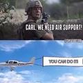 cmon Carl!
