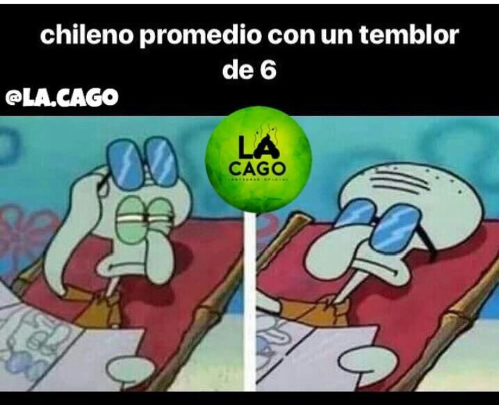 Chile ^; - meme