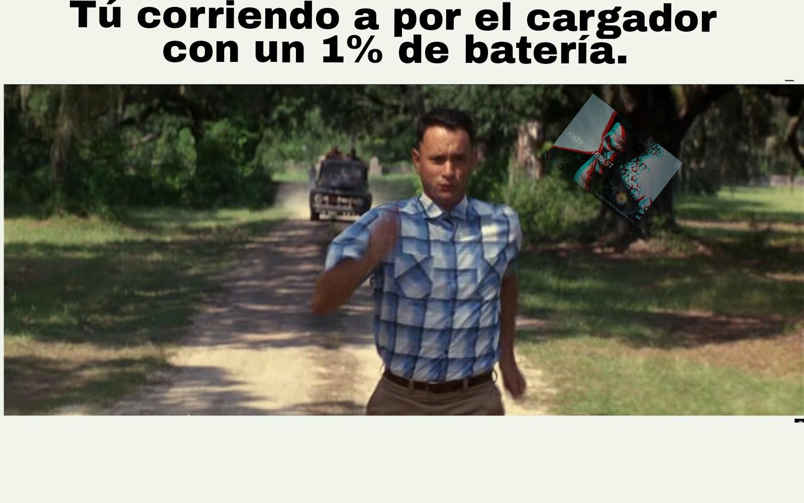 Run forrest, run!! - meme