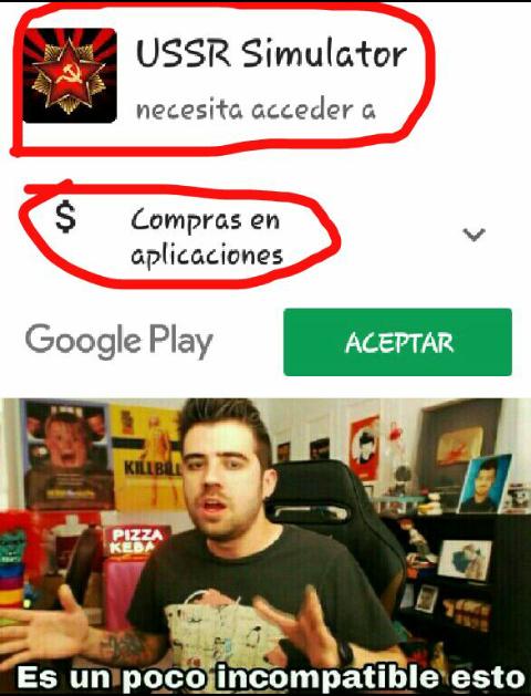 Lógica de Play Store - meme