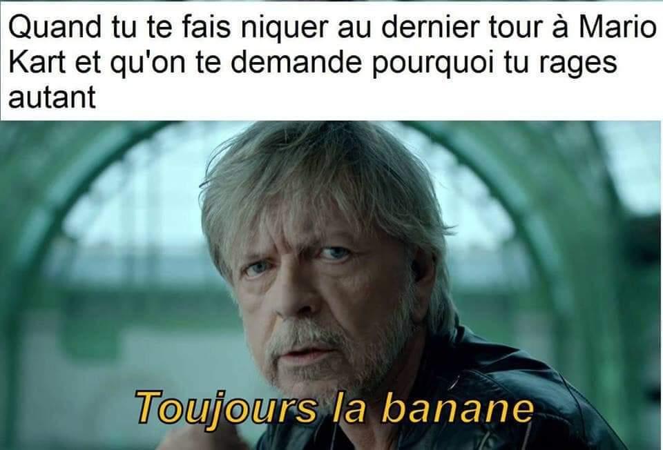 Toujours la ptn de  - meme
