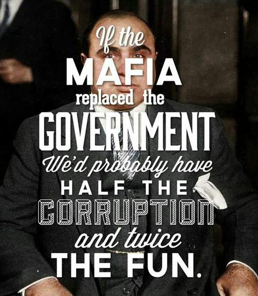 Mr. Capone - meme