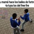 Tu mamá baila el fri fair