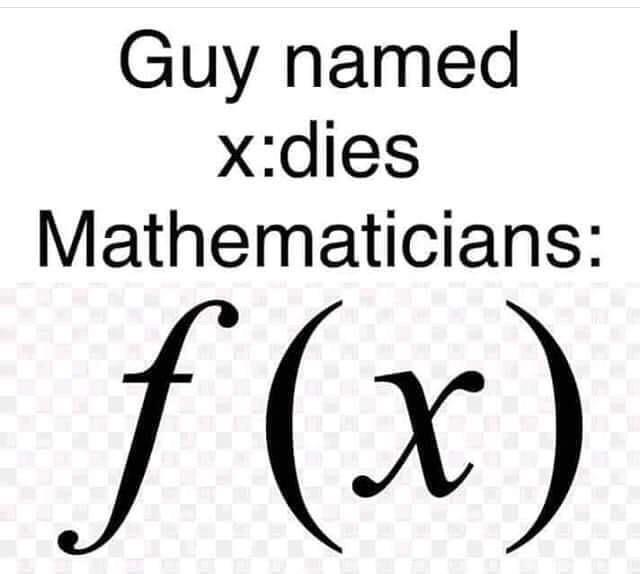 Dongs in calculus - meme