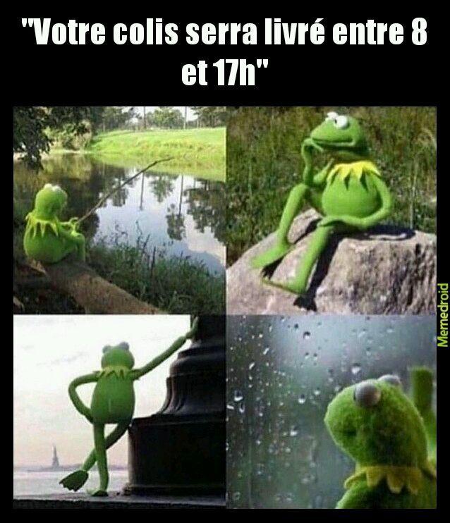 Chronopost - meme