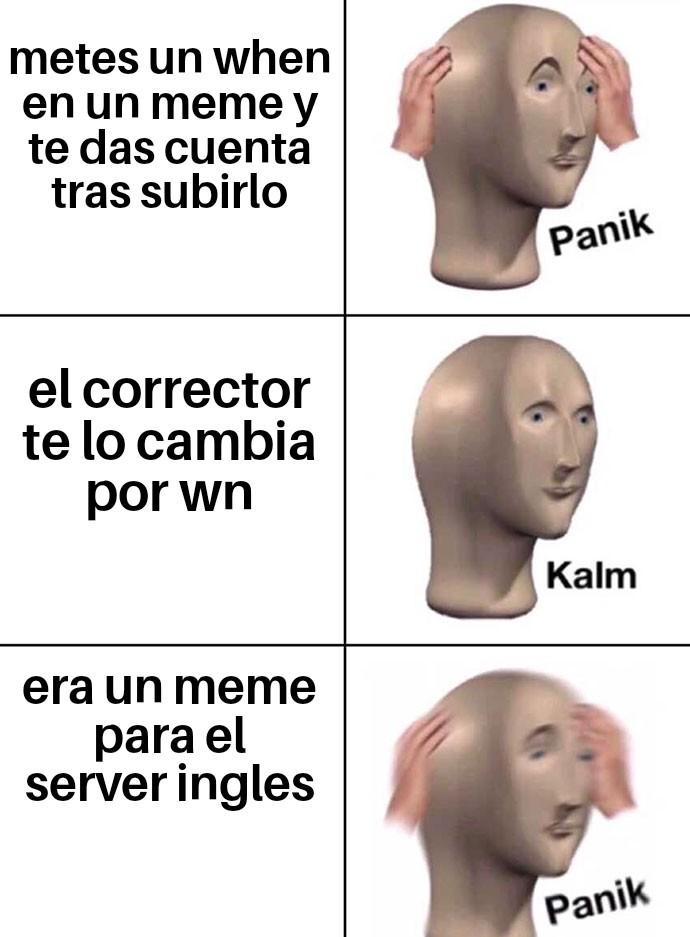 Superp*ndejo - meme