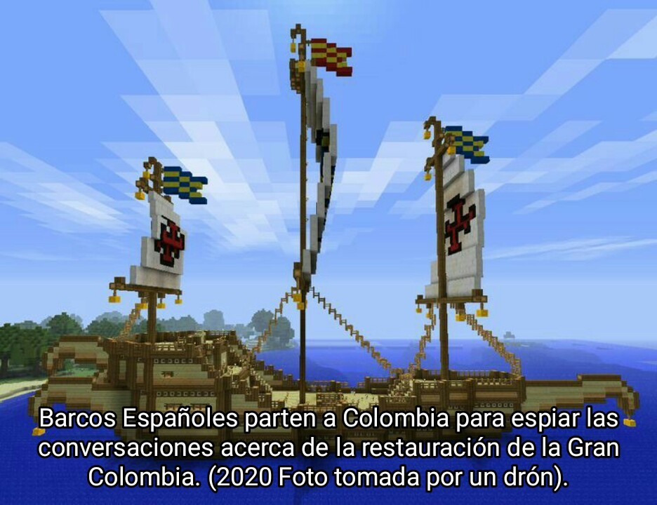 Segunda parte de la historia de memes de la Gran Colombia