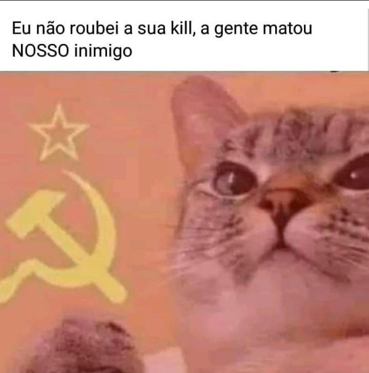 NOSSA kill - meme
