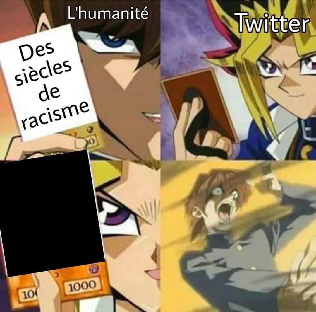 Tous les réseaux sociaux d'ailleurs - meme