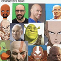 Bald gang rise up