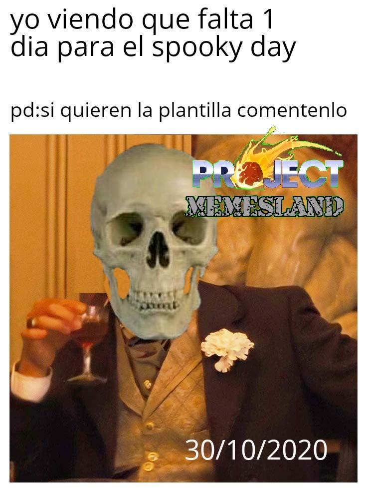 happy spook - meme