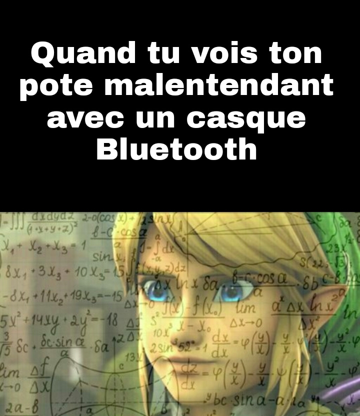 J'aime Zelda - meme