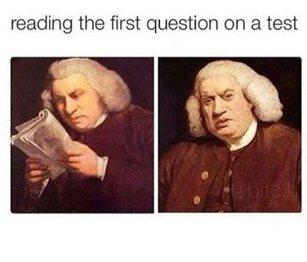 pregnancy test - meme