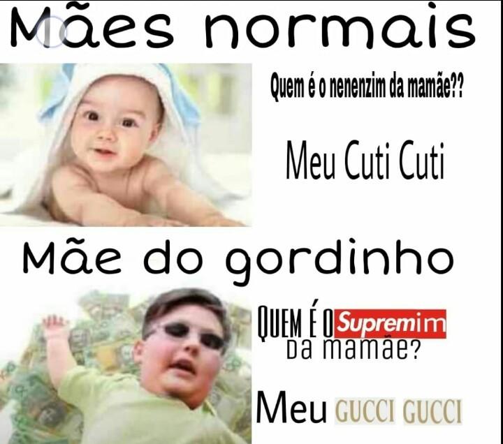 Cuti Gucci - meme