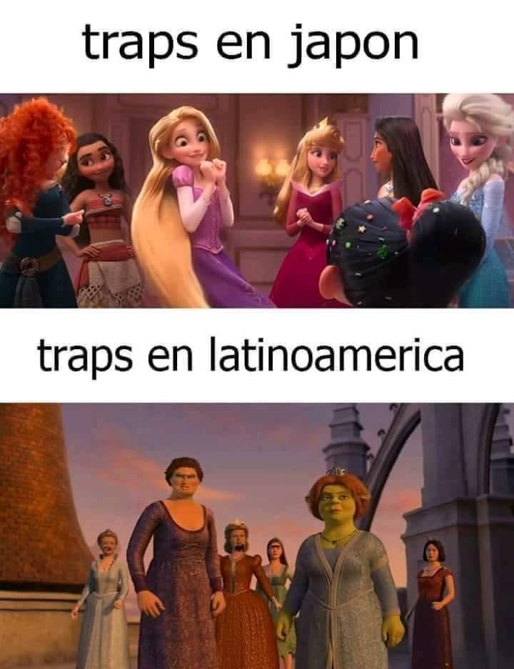 Trapitos - meme
