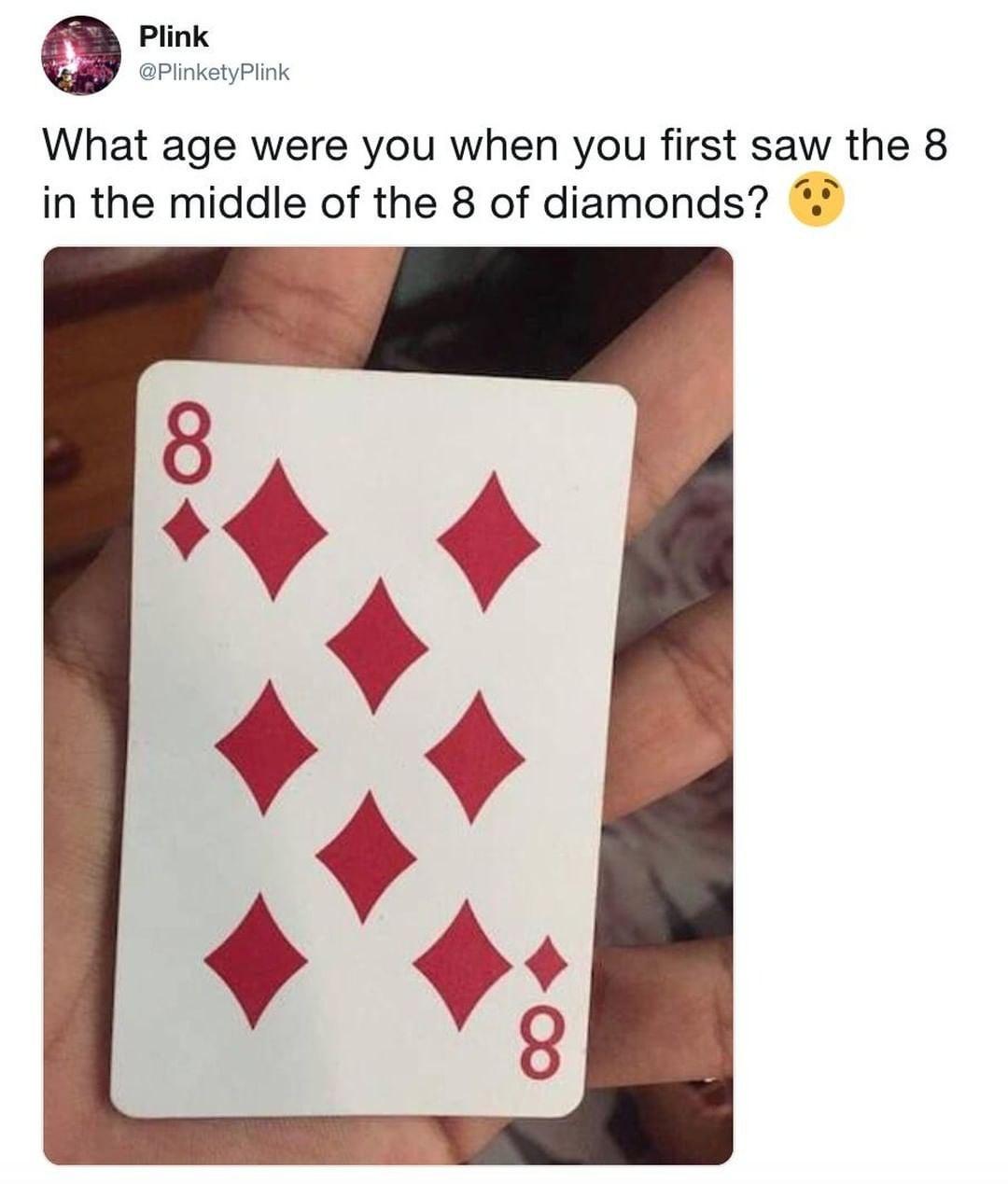 That 8 owo - meme