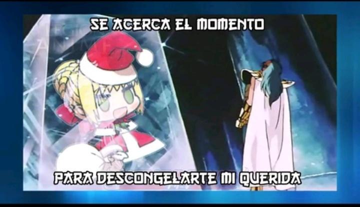 Cuando se acerca la Navidad - meme