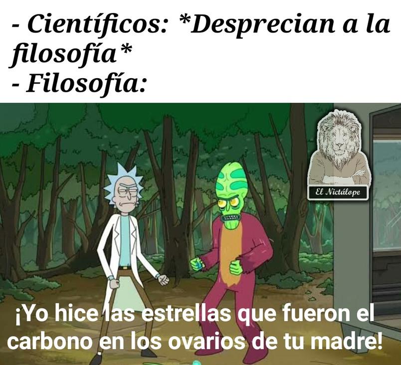 Filosofia - meme