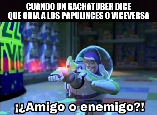 Re fachero el Buzz Yogurlight - meme