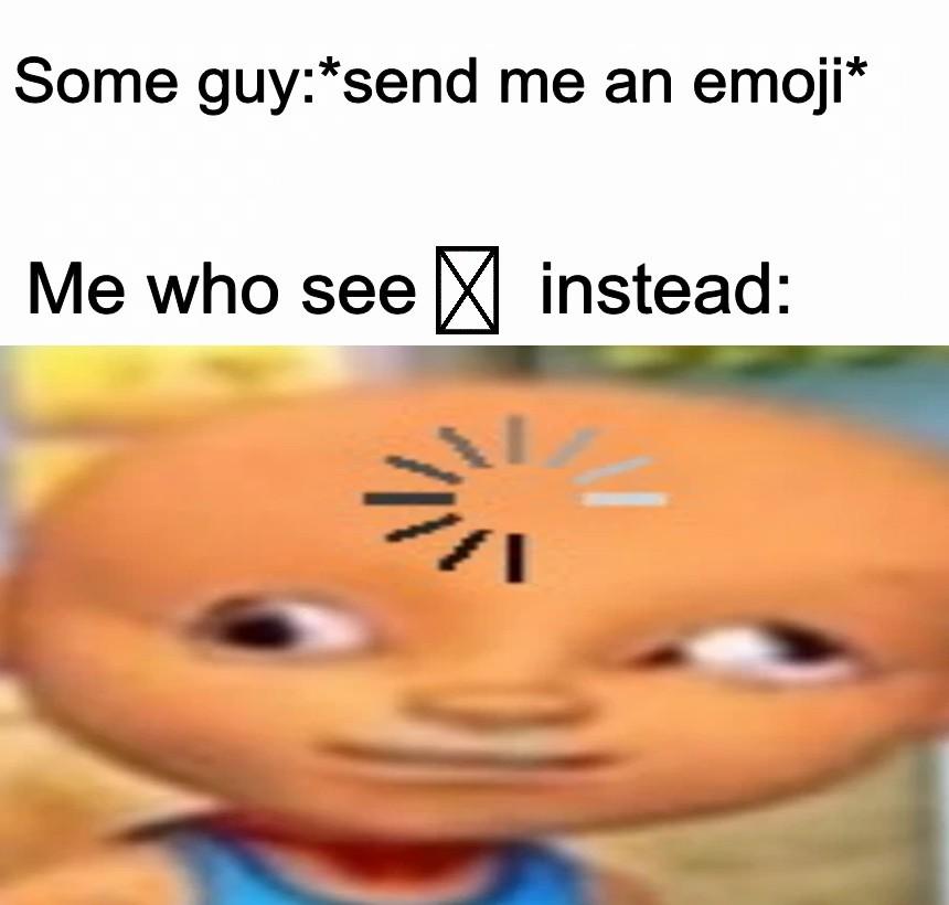 Problem having shit devices - meme