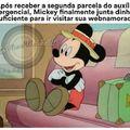 Certo Mickey, Está mais q certo