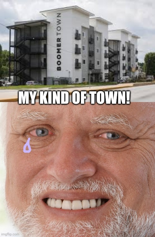 Welcome boomers - meme
