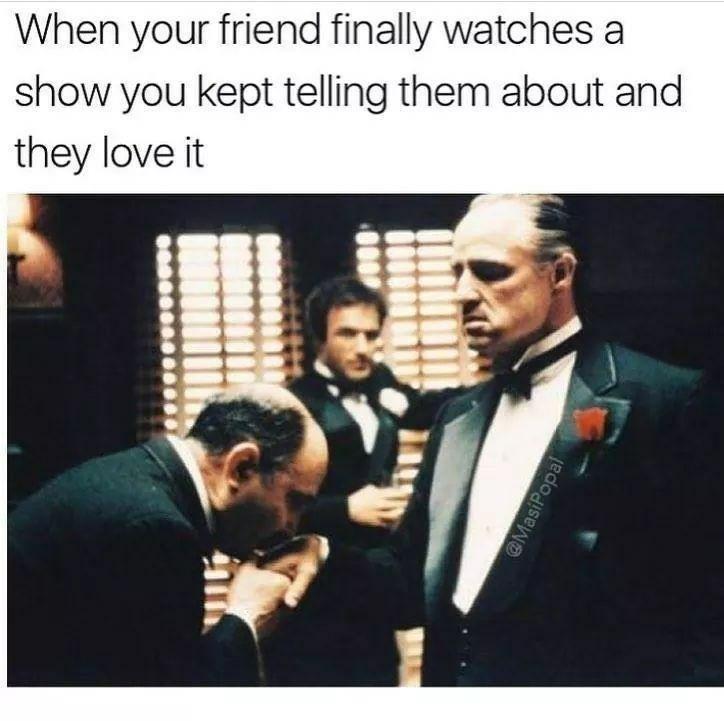 Le show - meme