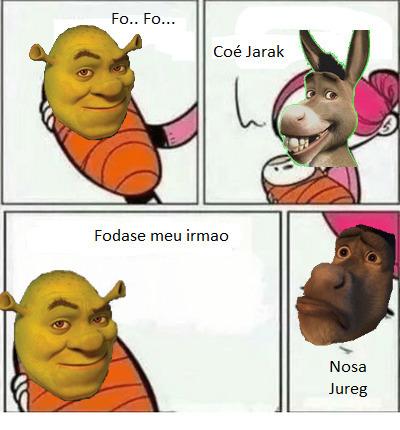 Nosa jureg - meme