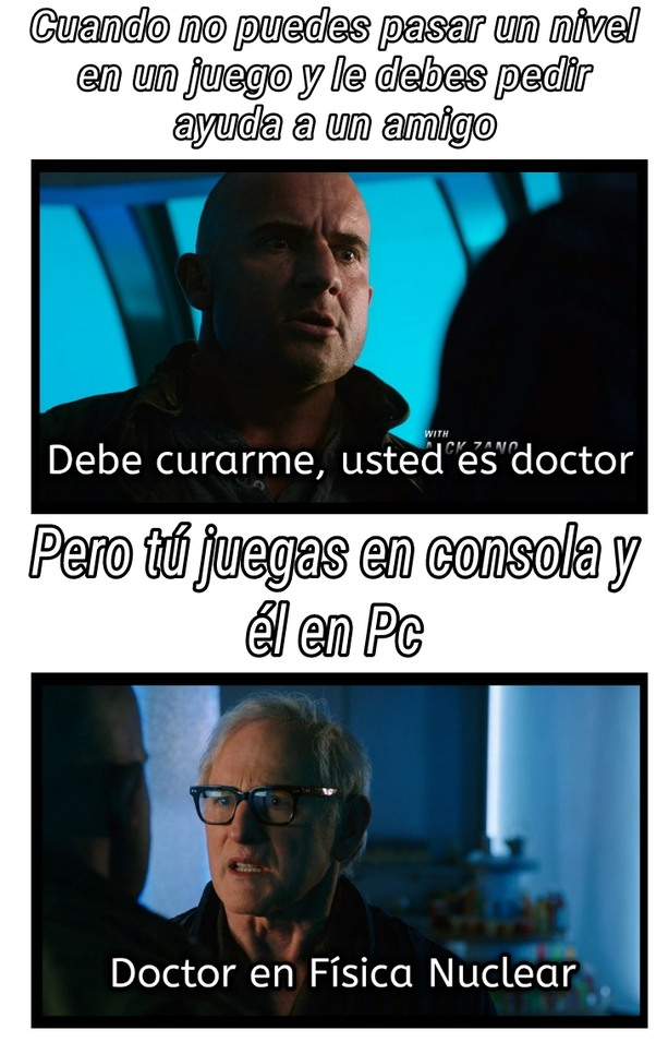 Plantilla original y gratis de DC's Legends of Tomorrow - meme