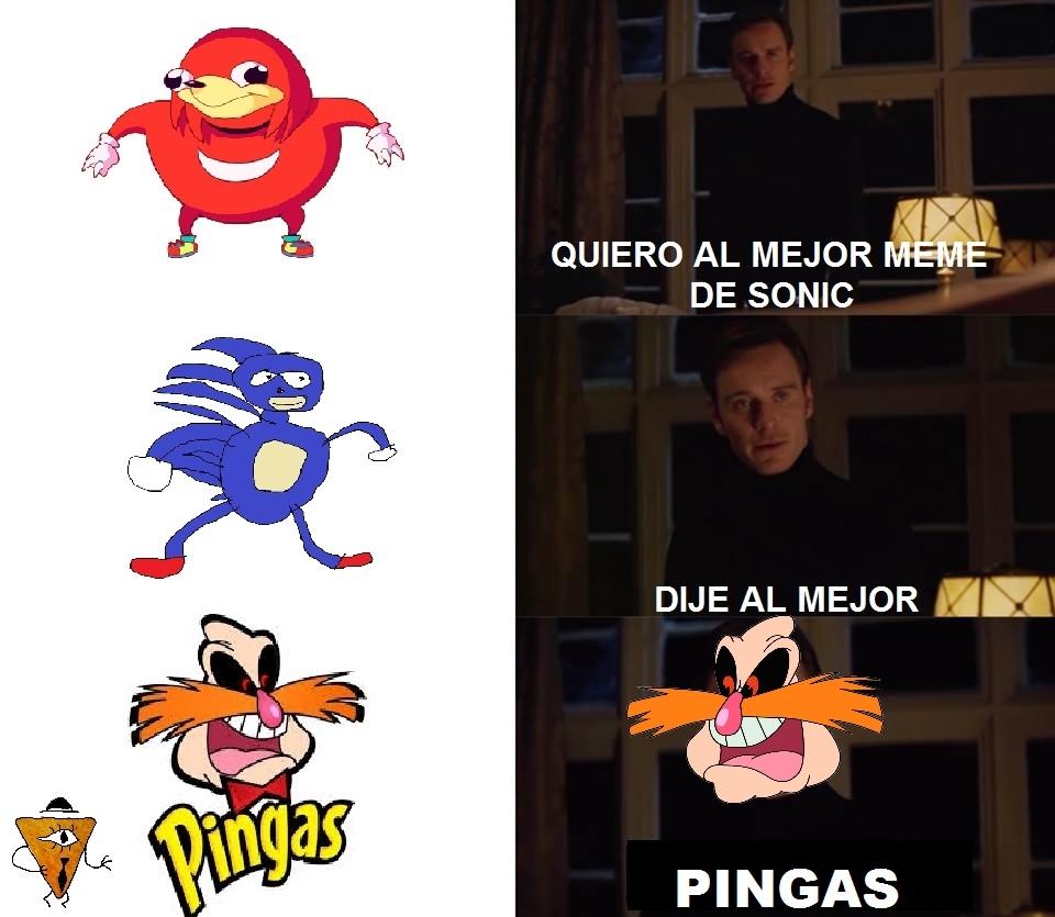 Pingas - meme