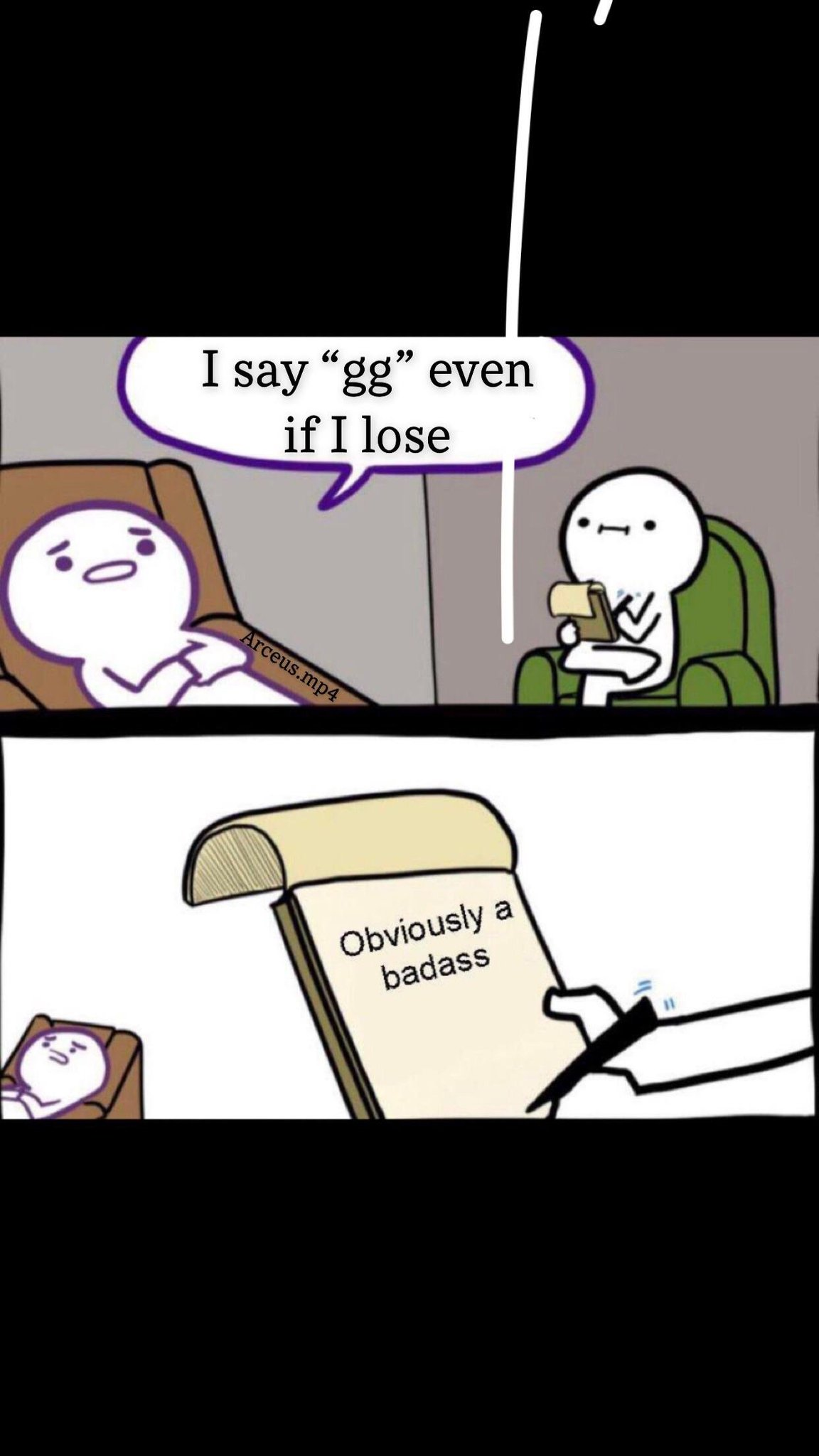 good loser - meme
