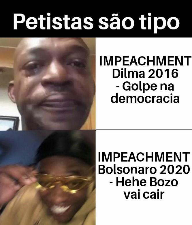 Impeachment - meme