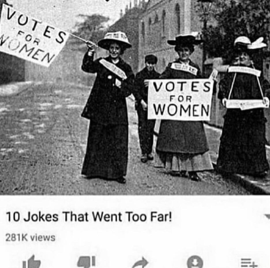 Feministas - meme